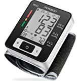 MMIZOO Digital Blood Pressure Monitors Fully Automatic Wrist Blood Pressure Monitor with Wristband Automatic Wrist…