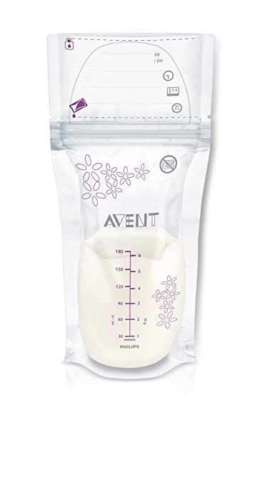Philips Avent Breast Milk Storage Bags