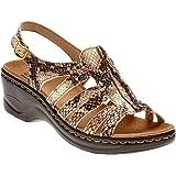 Amazon Com Clarks Women S Lexi Myrtle Sandal Slides