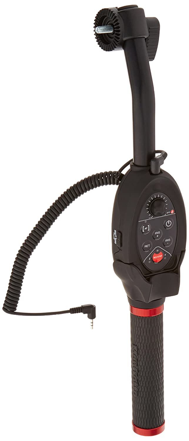 Manfrotto MVR901EPLA Pan Bar Remote for LANC (Black)