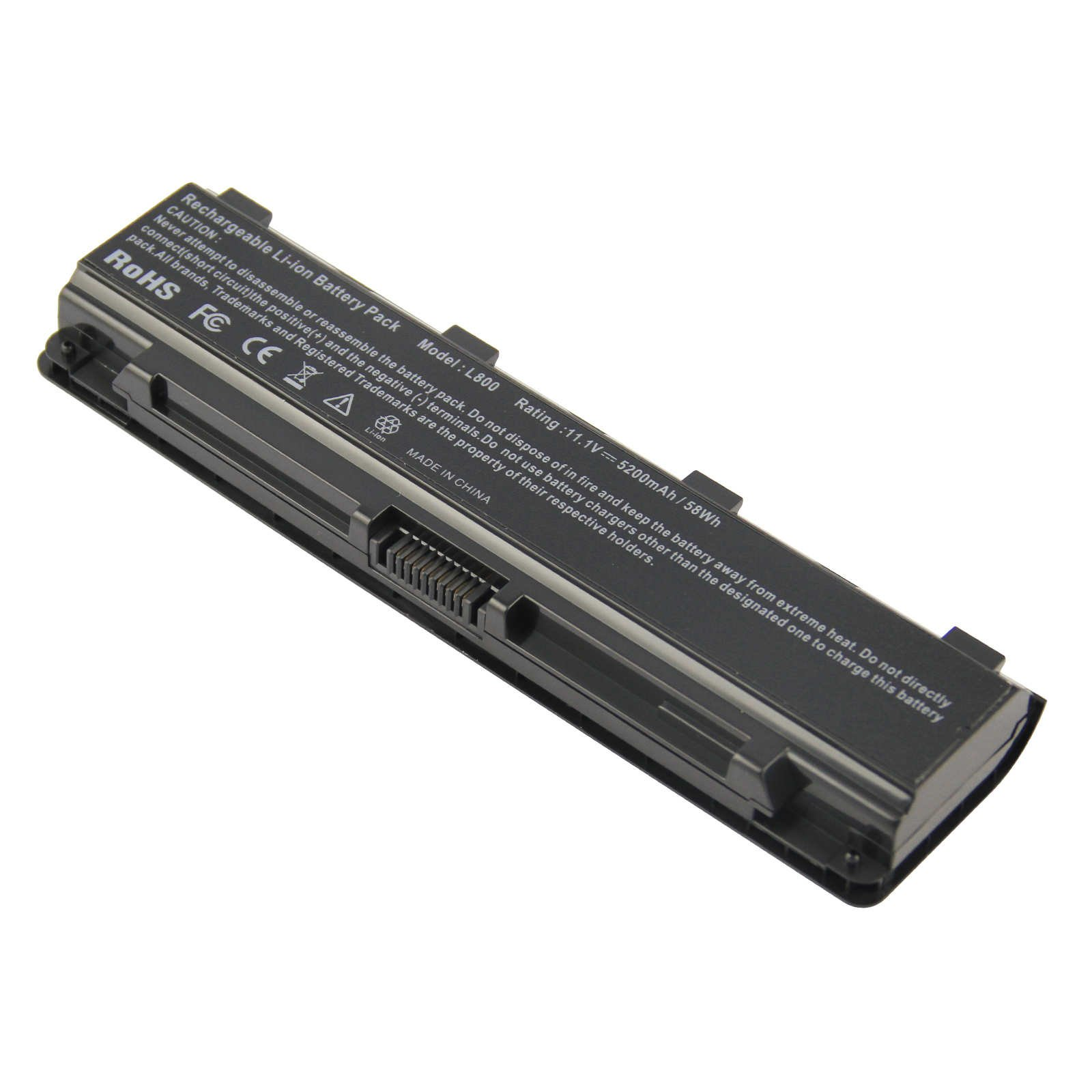 Bateria Pa5109u-1brs.for Toshiba C50-a C50d-a 5200mah 6 Cell
