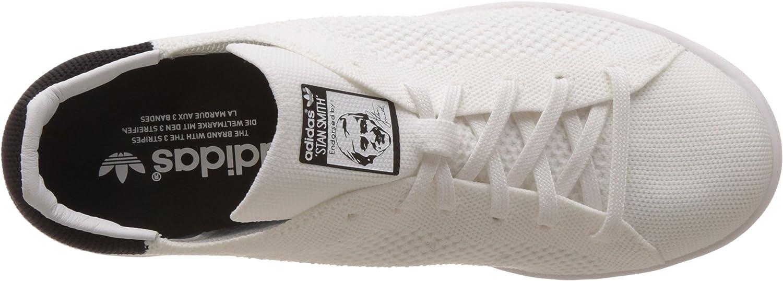 adidas Men's Stan Smith Pk Fitness Shoes White Ftwbla Ftwbla Negbas