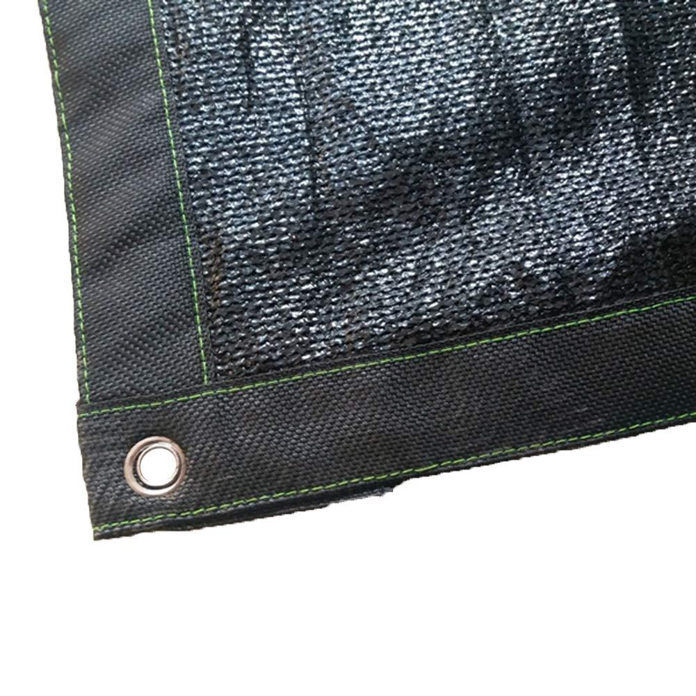 Vele Parasole Rete Ombreggiante 8-Pin Bordo di Avvolgimento A Doppia Linea più Densità Serra per Giardino Auto Coperto Balcone Ispessimento Carport ZHANGGUOHUA