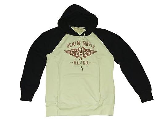 san francisco best supplier coupon code RALPH LAUREN Denim & Supply Men's Eagle Logo French Terry ...
