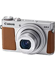 Canon PowerShot G9X Mark II Digital Camera(G9XIIS) 3 Inch display,Silver (Australian warranty)