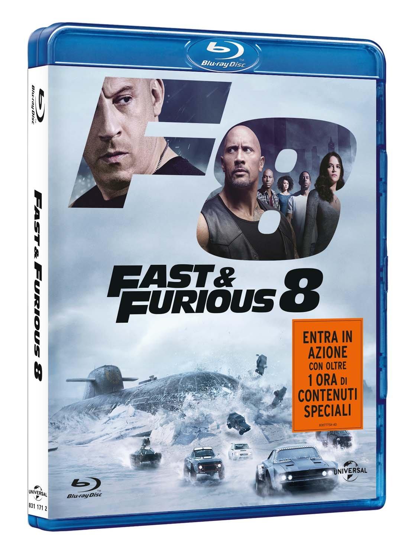 Fast And Furious 8 [Italia] [Blu-ray]: Amazon.es: Vin Diesel ...