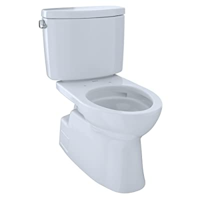 Toto CST474CEFGNo.01 Vespin II Two-Piece High-Efficiency Toilet