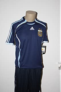 Original Argentinien Kinder Home Trikot Adidas MB12 Jahre