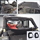 Jeep Wrangler Hammock by JKloud for JKU 4 Door