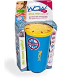 Wow Cup Kids - Tasse d'apprentissage - Tasse Anti Fuite - Color Bleu