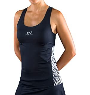 ENDLESS Infinity Palms Set de Tenis, Mujer: Amazon.es: Ropa ...