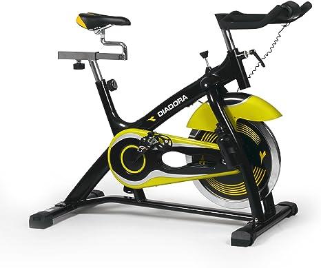 Bicicleta Spinning Diadora Racer 20: Amazon.es: Deportes y aire libre