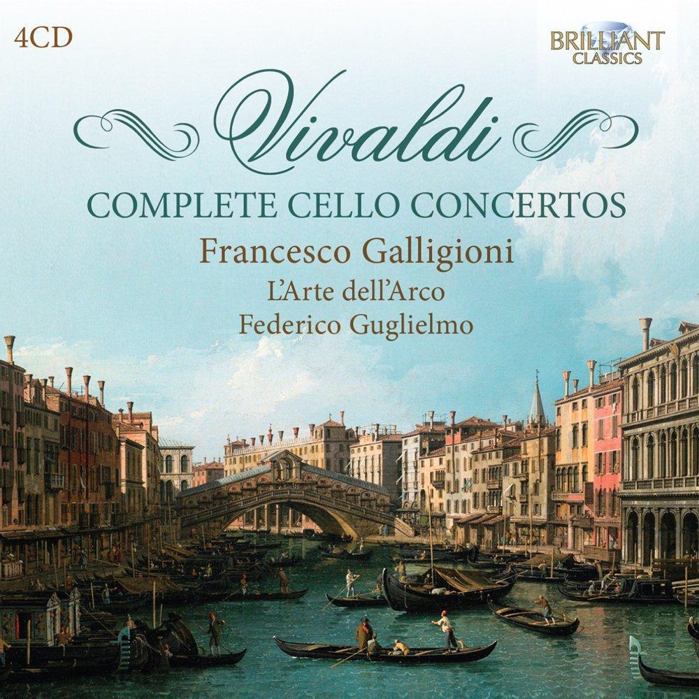 Concertos pour violoncelle Vivaldi