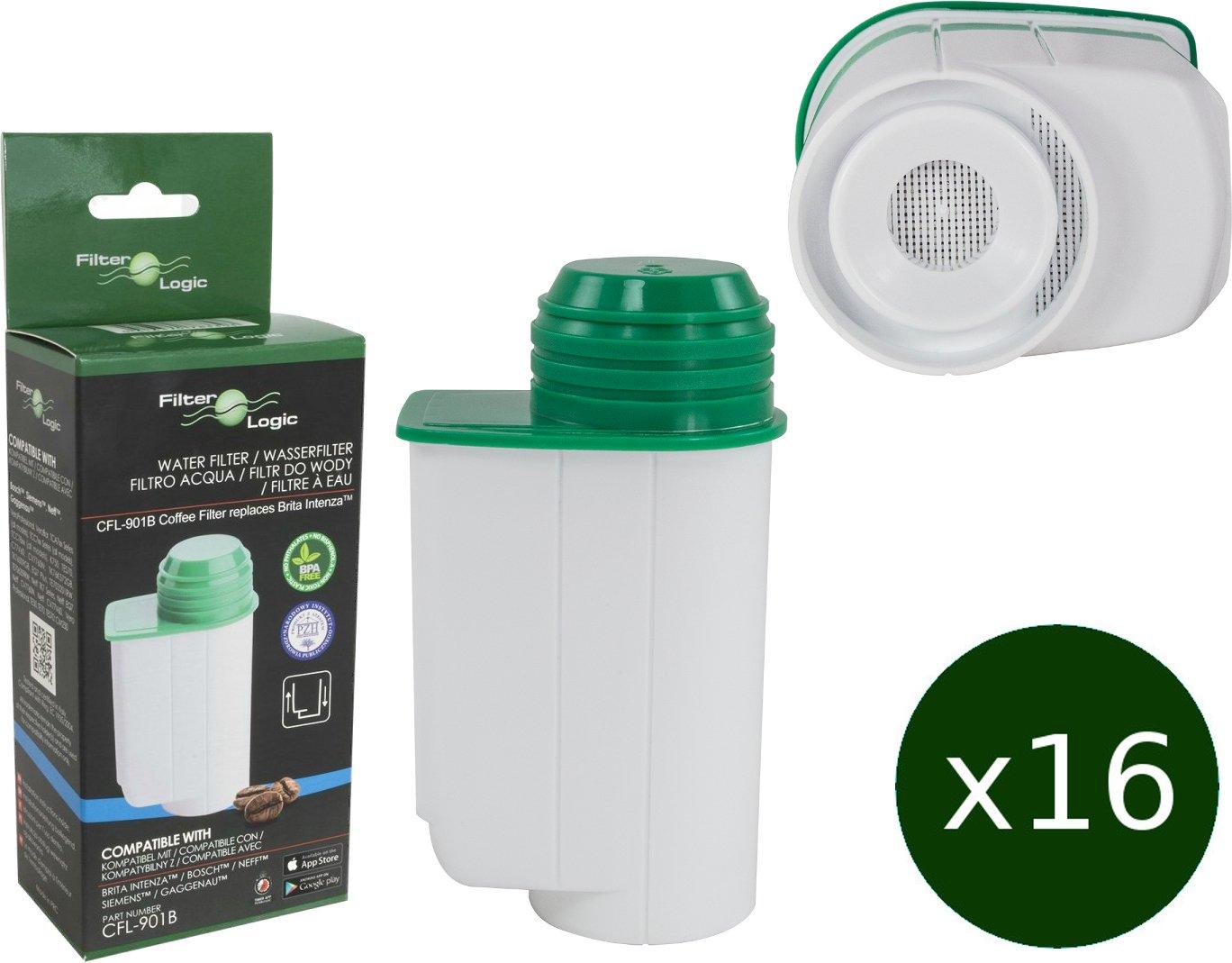 16 x FilterLogic CFL-901B - Filtro de agua reemplaza el cartucho ...