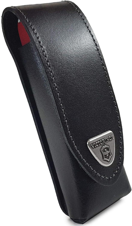 5-8 couches Marron Victorinox en cuir Étui de ceinture gaine pour Swiss Army Pouch