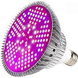 100W Led Grow Light Bulb Full Spectrum,Plant Light Bulb with 150 LEDs for Indoor Plants,E26/E27 Socket,Grow Lamp for Hydropon