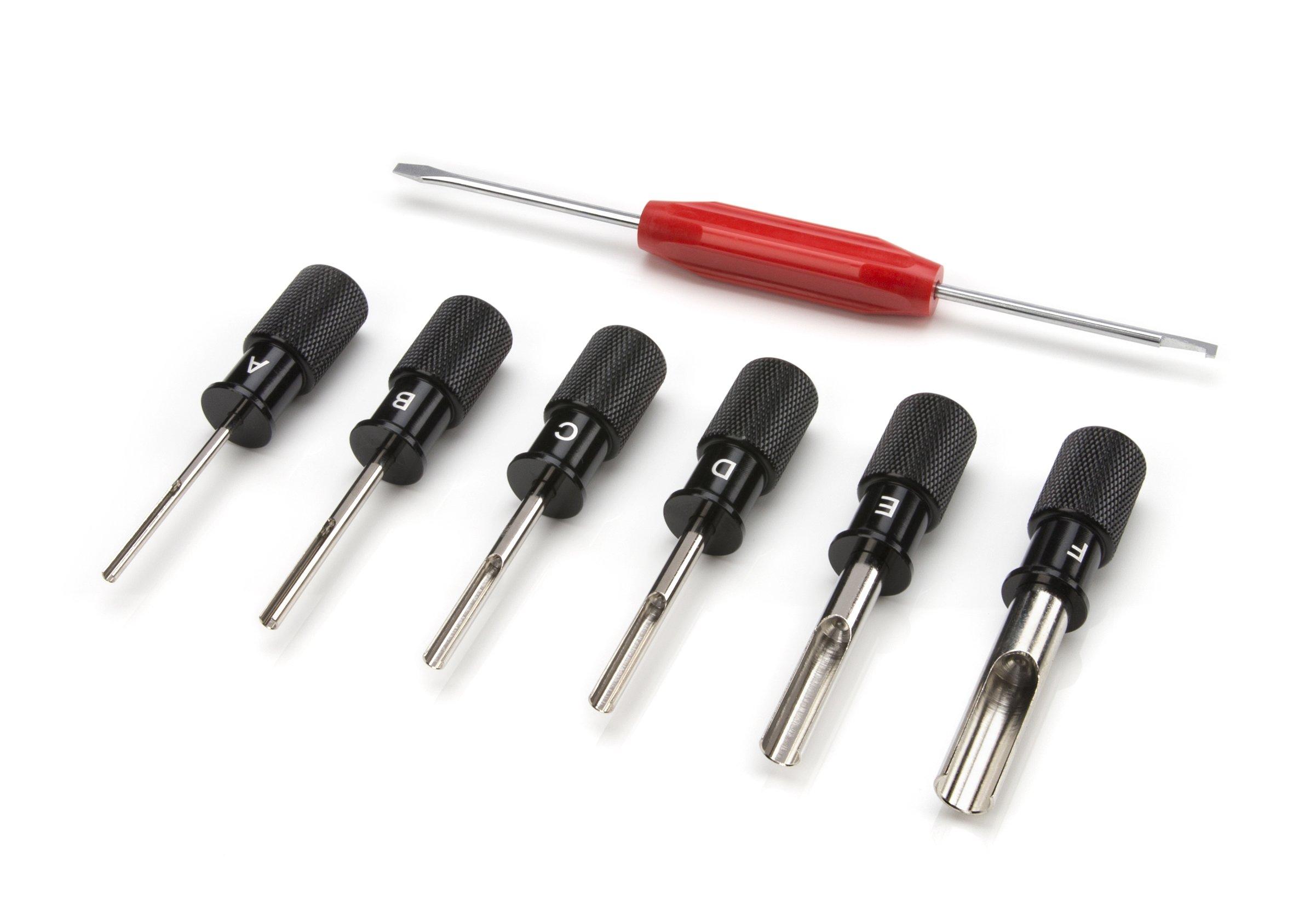 Steelman 95886 7-Piece Deutsch Terminal Tool Kit by Steelman (Image #2)