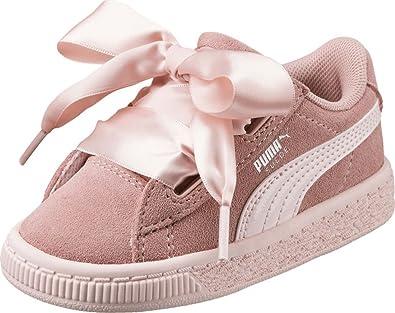 968c0162481 Puma Basket Suede Heart Jewel PS-365139-01  Amazon.fr  Chaussures et ...