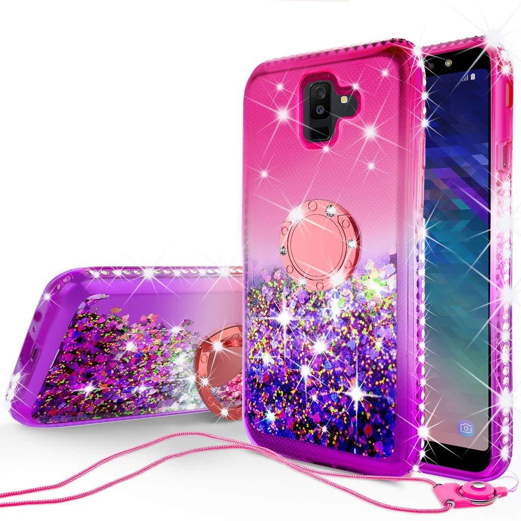 Amazon.com: SOGA - Carcasa para Samsung Galaxy A6 2018 ...