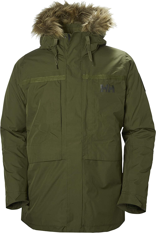 Urban Waterproof Winter Coat for Men Helly Hansen Coastal 2 Parka