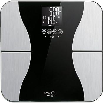 Viele Körperfettwaagen (z.B. von Smart Weigh) sind mit smarter Technologie ausgestattet.