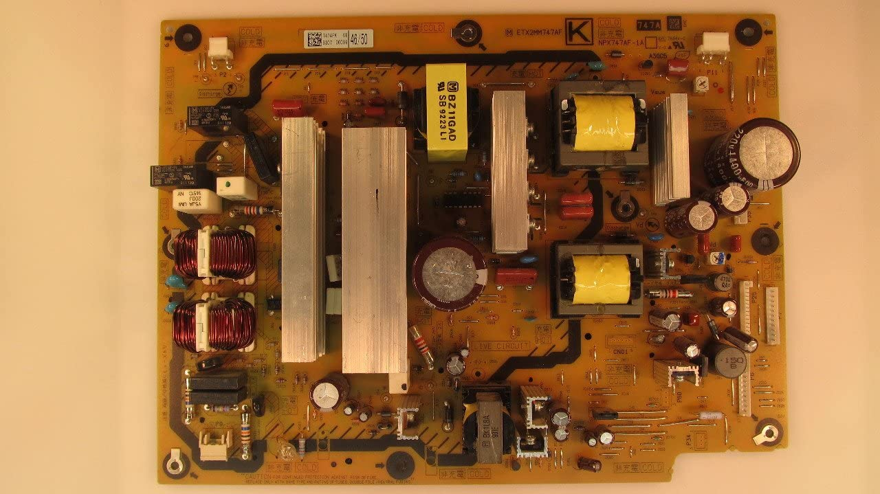 50 TC-50PS14 ETX2MM747AFK Power Supply Board Unit
