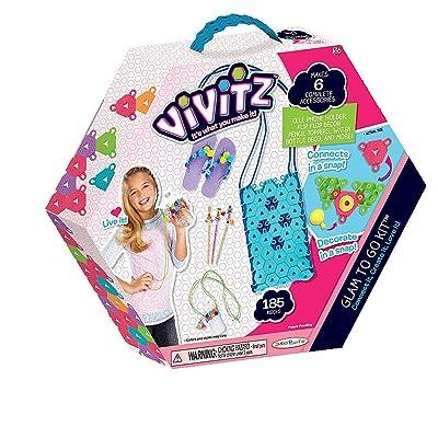 Vivitz Small Set - Glam to Go: Toys & Games