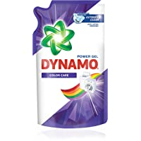 Dynamo Power Gel Laundry Detergent Refill, Color Care, 1.44kg