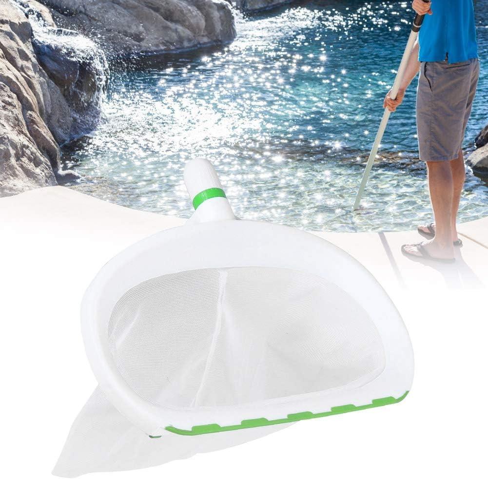 NITRIP Skimmer de Cuchilla, Skimmer de Piscina para Accesorios de Piscina, Herramienta de Limpieza portátil Fuente Estanque para Piscina: Amazon.es: Hogar