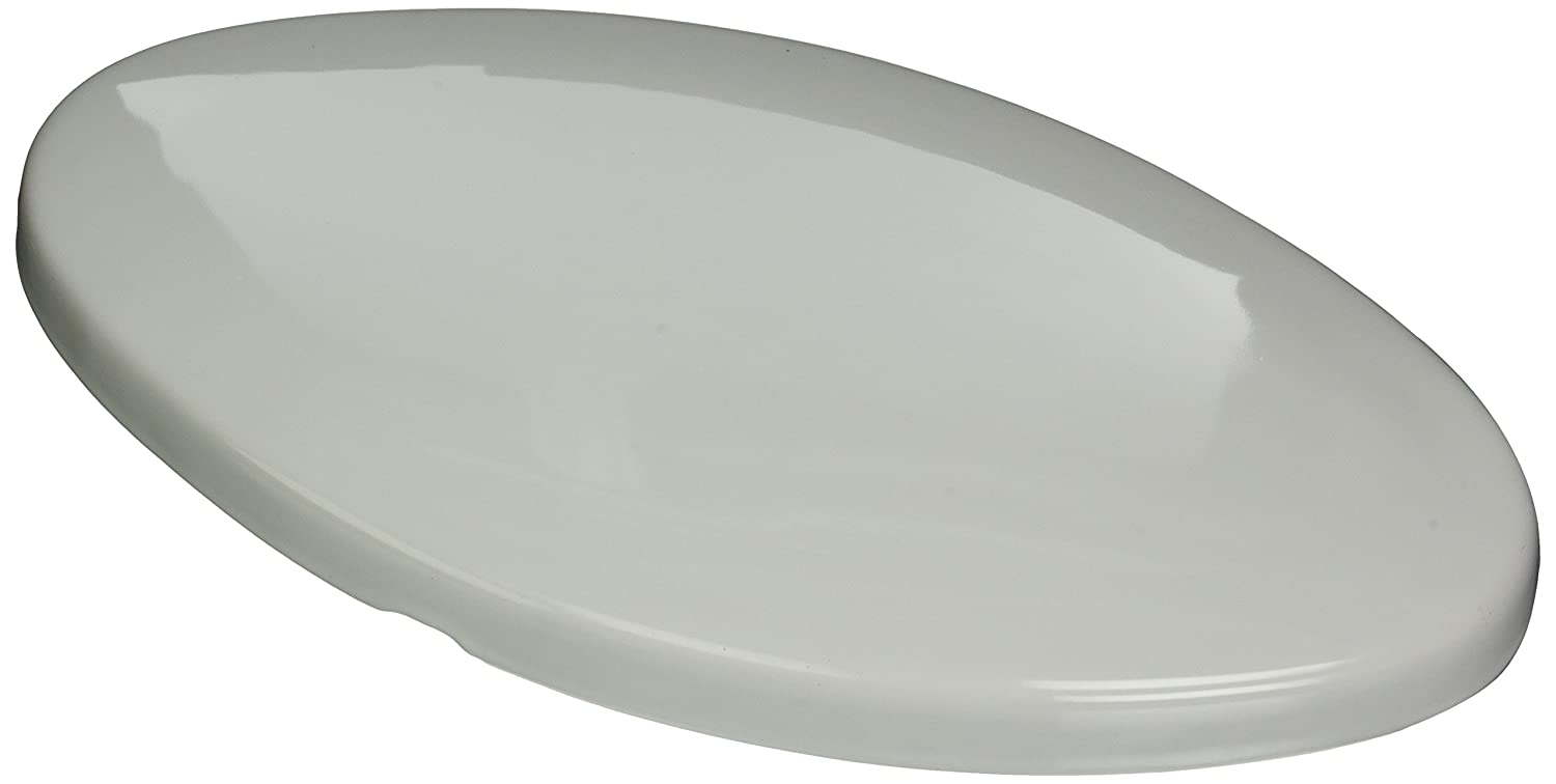 Toto TCU804CR#01 Tank Lid for Pacifica CST804 Toilet with Velcro ...