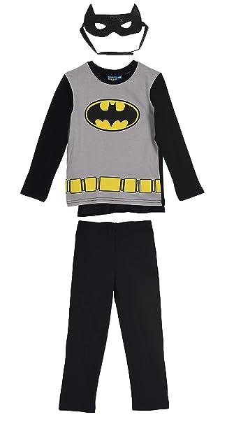 99be172956 Batman Bambino Pigiama Lungo: Amazon.it: Abbigliamento