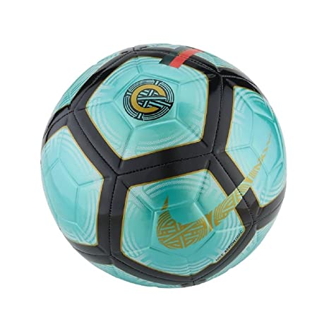 Nike CR7 - Pelota de fútbol (Esmeralda Transparente) (4): Amazon ...