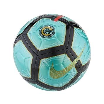 39488a1892e97 Nike CR7 - Pelota de fútbol (Esmeralda Transparente) (4)  Amazon.es   Deportes y aire libre