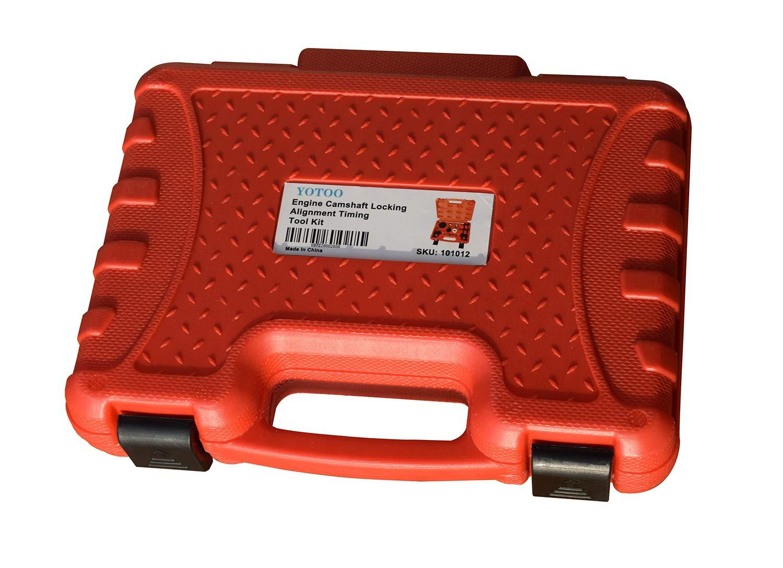 YOTOO Engine Camshaft Locking Alignment Timing Tool Kit for Audi VW Skoda VAG 1.8 2.0 TFSI EA888 SF0233 by YOTOO (Image #3)