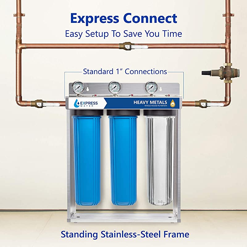 Express Water WH300SCKS Water Filter with standing frame