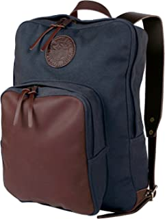 product image for Duluth Pack Deluxe Laptop Backpack (Navy)