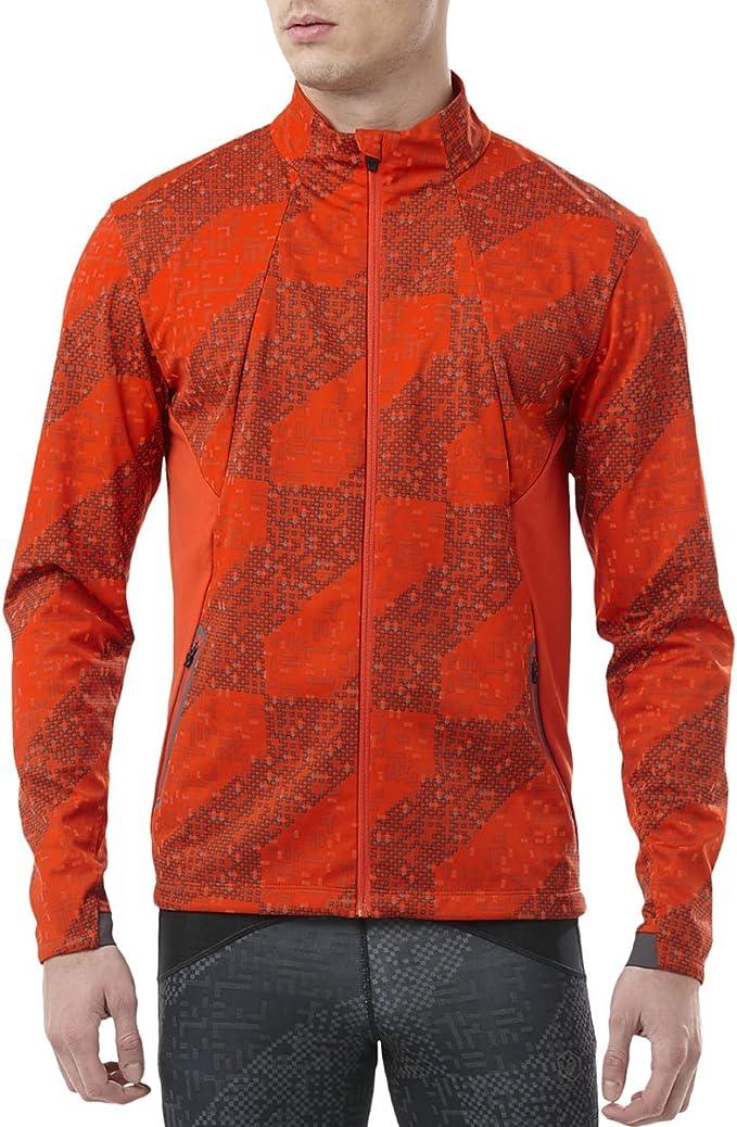 asics Performance Lite Show Winter Jacket Herren Laufjacke
