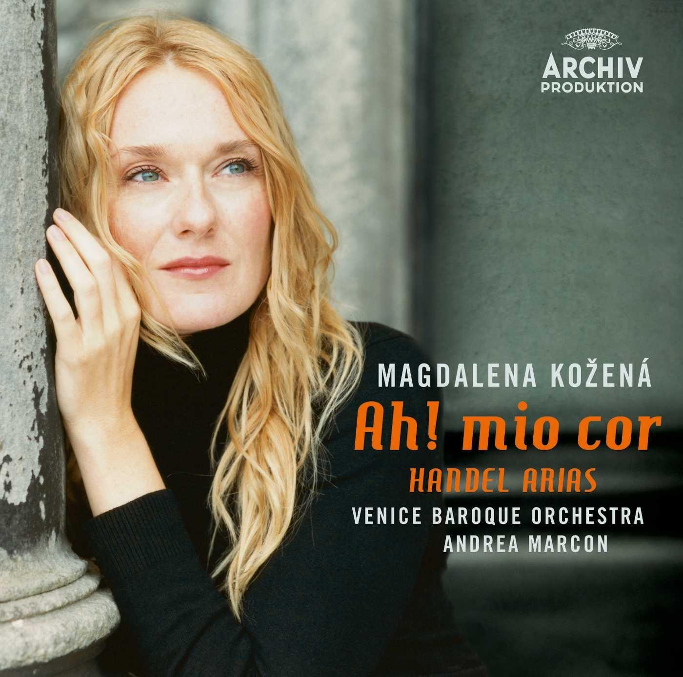 Ah! Mio Cor - Handel Arias by Mio