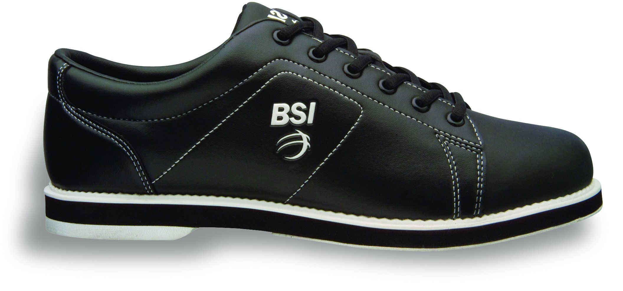 BSI Men's #751 Bowling Shoes, Black, Size 10.5 by BSI