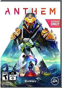 Anthem - Standard - PC: Video Games - Amazon com