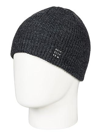 859c2afed795 Quiksilver Silas - Bonnet - Garçon Enfant 8-16 Ans - One Size - Noir ...