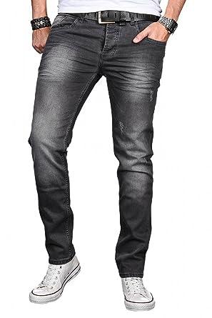 herren jeans mit hohem elasthananteil
