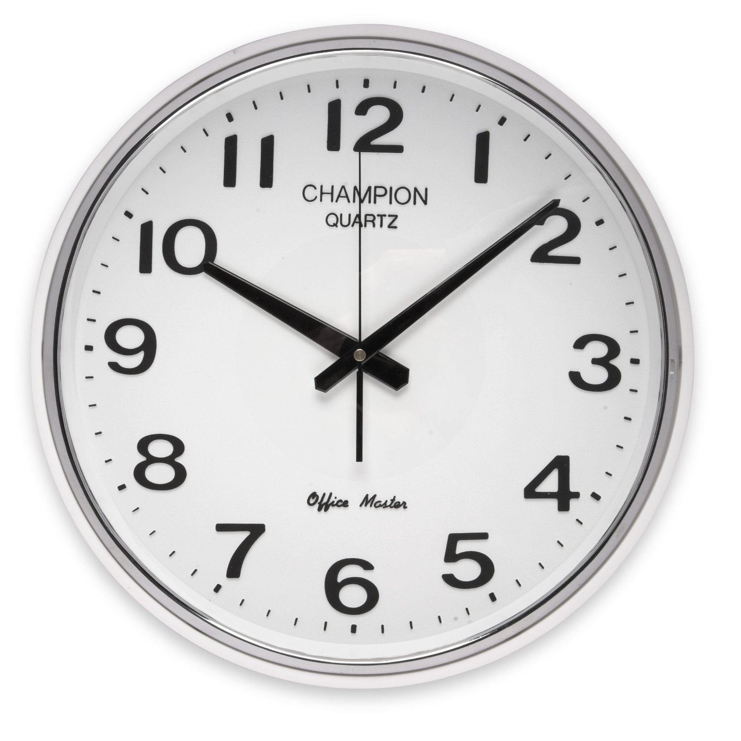 wall clocks for office. Very Large 15 Inch (380mm) Bold Quality Heavy Construction Office Wall Clock: Amazon.co.uk: Products Clocks For
