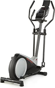 PROFORM Unisex Adult PFPFEVEL-39616 Elliptical Trainer - Black/ Grey, Standard Size