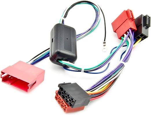 Sistema de radio Bose DSP Cable adaptador de 100 W para AUDI A2 A3 A4 A6 A8 TT B5