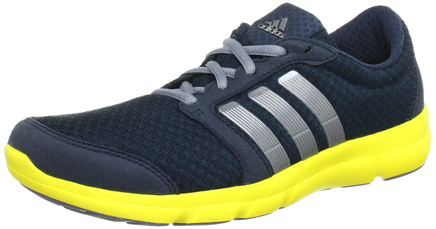 purchase cheap 1bb0a 0ba1c adidas Element Soul, Mens Running Shoes, TechIronVivid Yellow, 12 UK  Amazon.co.uk Shoes  Bags
