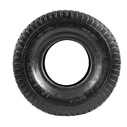 Tiamu 15X6.00-6 Neumáticos para Césped para Cortacésped con ...