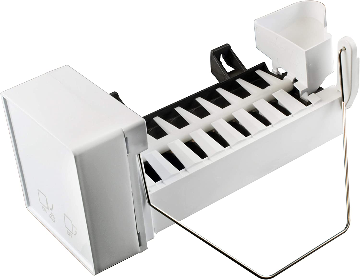 Supplying Demand 5303918493 Refrigerator Ice Maker Compatible With Frigidaire Fits 1794546, 241798219