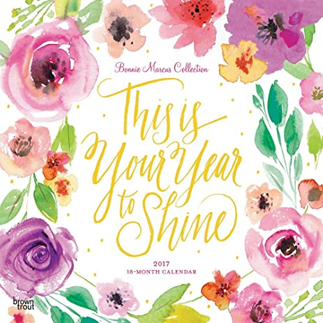Amazon.com : This is Your Year to Shine - The Bonnie Marcus ...