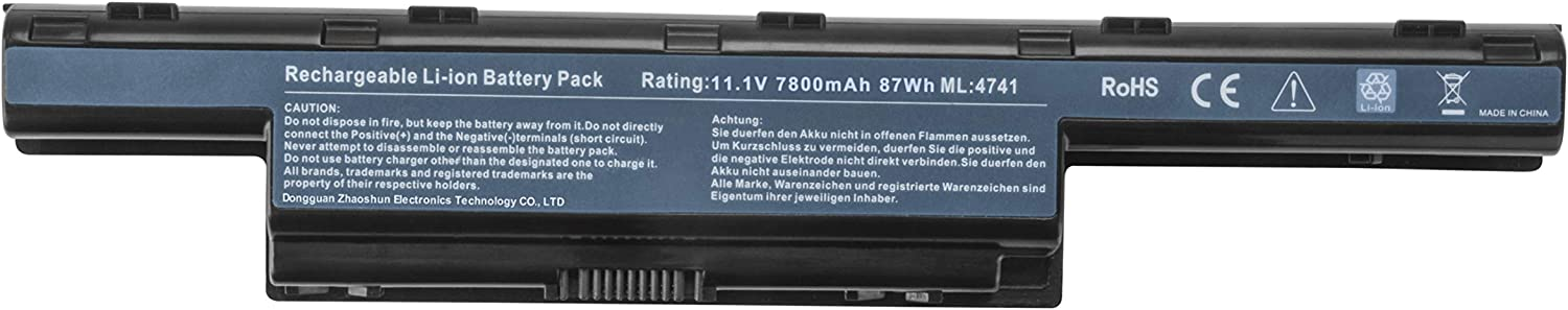 Alipower Replacement Laptop Battery for AS10D31 AS10D51 5253 5251 5336 5349 5551 5552 5560 5733 5733Z 5740 5735 5735Z 5740G Gateway NV55C NV50A NV53A NV59C